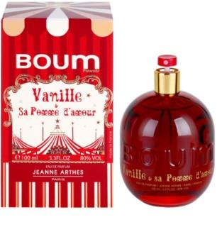 Jeanne Arthes Boum Vanille Sa Pomme d'Amour Eau de Parfum para mulheres 100 ml
