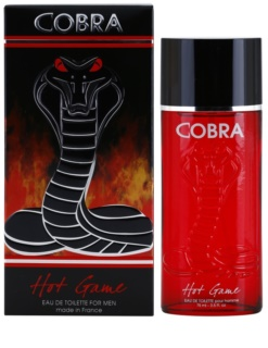 Jeanne Arthes Cobra Hot Game Eau de Toilette pentru barbati 75 ml