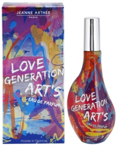 Jeanne Arthes Love Generation Art's Eau de Parfum für Damen 60 ml