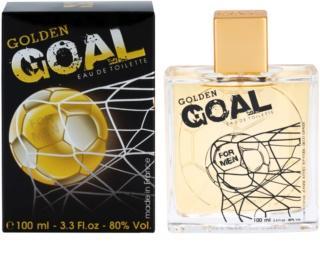 Jeanne Arthes Golden Goal Eau de Toilette pentru barbati 100 ml