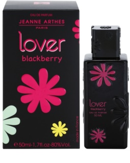 Jeanne Arthes Lover Blackberry Eau de Parfum für Damen 50 ml