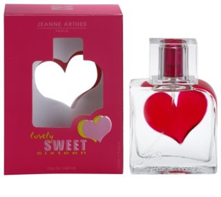 Jeanne Arthes Lovely Sweet Sixteen eau de parfum για γυναίκες