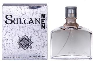 Jeanne Arthes Sultane Men Eau de Toilette für Herren 100 ml