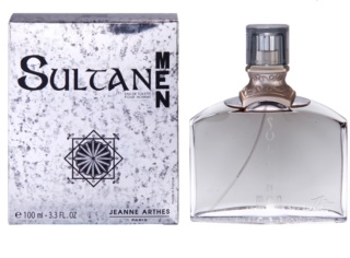 Jeanne Arthes Sultane Men Eau de Toilette for Men 100 ml