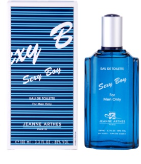 Jeanne Arthes Sexy Boy eau de toillete για άντρες