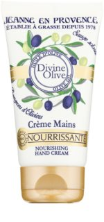 Jeanne en Provence Divine Olive Hand Cream with Nutritious Effect