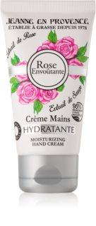 Jeanne en Provence Rose Creme hidratante para mãos