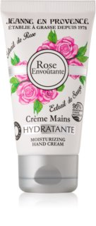 Jeanne en Provence Rose crema hidratante para manos