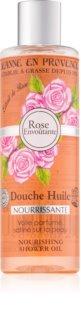 Jeanne en Provence Rose olio doccia