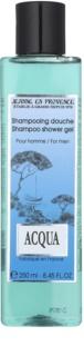 Jeanne en Provence Acqua gel de duche para homens 250 ml