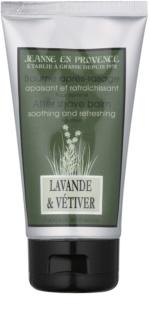 Jeanne en Provence Lavander & Vétiver After Shave Balsam für Herren 75 ml