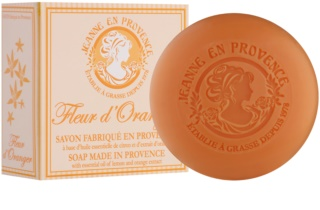 Jeanne en Provence Orange Blossom Luxury French Soap