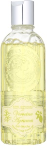 Jeanne en Provence Verbena Citrus Shower Gel