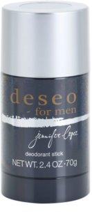 Jennifer Lopez Deseo for Men dédorant stick pour homme 70 g
