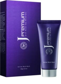 Jericho Premium błotna maseczka oczyszczająca do wszystkich rodzajów skóry