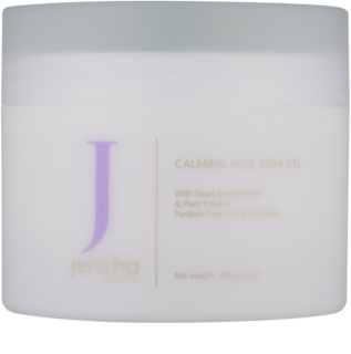 Jericho Body Care gel facial com aloe vera