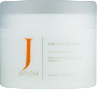 Jericho Hair Care maska błotna do włosów do tłustej i podrażnionej skóry głowy