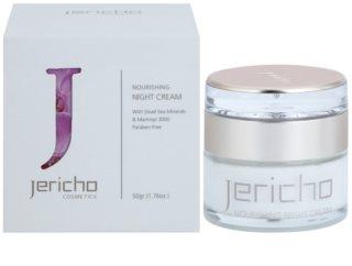 Jericho Face Care поживний нічний крем