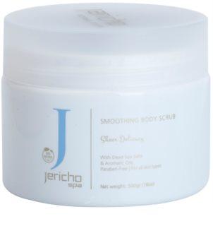 Jericho Body Care SPA gommage énergisant au sel aux extraits marins et huiles essentielles