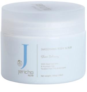 Jericho Body Care SPA енергизираща сол скраб с морски екстракти и есенциални масла
