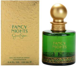 Jessica Simpson Fancy Nights Eau de Parfum voor Vrouwen  100 ml