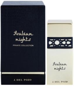 Jesus Del Pozo Arabian Nights Private Collection Man Eau de Parfum voor Mannen 100 ml