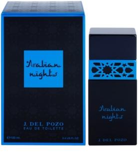 Jesus Del Pozo Arabian Nights Eau de Toilette pentru barbati 100 ml