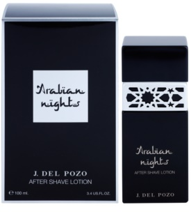 Jesus Del Pozo Arabian Nights Aftershave lotion  voor Mannen 100 ml