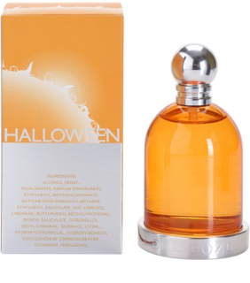 Jesus Del Pozo Halloween Sun Eau de Toilette for Women 100 ml