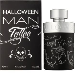 Jesus Del Pozo Halloween Tattoo Man Eau de Toilette pentru barbati 125 ml
