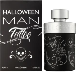 Jesus Del Pozo Halloween Tattoo Man Eau de Toilette voor Mannen 125 ml