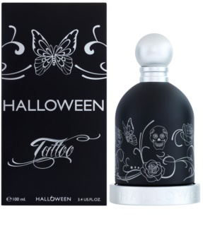 Jesus Del Pozo Halloween Tattoo Women eau de toilette para mujer 100 ml