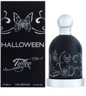 Jesus Del Pozo Halloween Tattoo Women Eau de Toilette pentru femei 100 ml