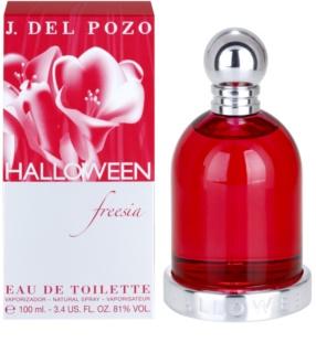 Jesus Del Pozo Halloween Freesia Eau de Toilette voor Vrouwen  100 ml
