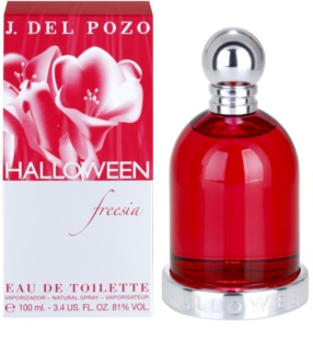 Jesus Del Pozo Halloween Freesia Eau de Toillete για γυναίκες 100 μλ