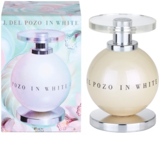 Jesus Del Pozo In White Eau de Toilette for Women 50 ml