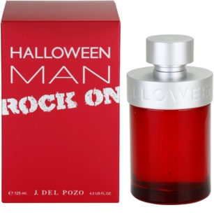 Jesus Del Pozo Halloween Man Rock On Eau de Toilette voor Mannen 125 ml