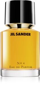 Jil Sander No.4 Eau de Parfum para mulheres 100 ml