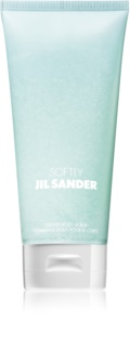 Jil Sander Softly gommage corps pour femme 200 ml