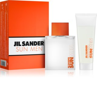 Jil Sander Sun for Men lote de regalo I.