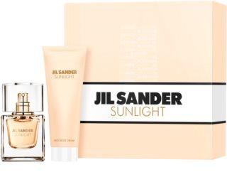 Jil Sander Sunlight dárková sada II. pro ženy