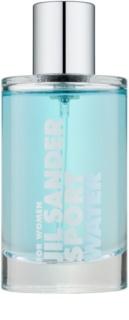 Jil Sander Sport Water Woman Eau de Toilette für Damen 50 ml