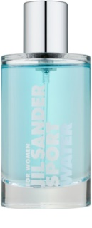Jil Sander Sport Water for Women Eau de Toillete για γυναίκες 50 μλ