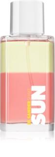 Jil Sander Sun Shake Limited Edition Eau de Toilette voor Vrouwen  100 ml