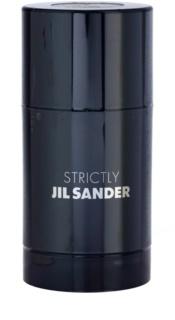 Jil Sander Strictly desodorante en barra para hombre 70 g