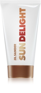 Jil Sander Sun Delight leite corporal para mulheres 150 ml