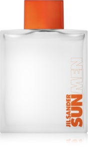 Jil Sander Sun for Men Eau de Toilette voor Mannen 200 ml