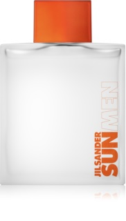 Jil Sander Sun for Men Eau de Toilette für Herren 125 ml