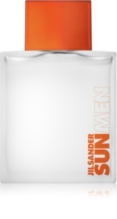 Jil Sander Sun for Men eau de toilette per uomo 75 ml