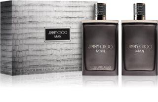 Jimmy Choo Man coffret cadeau III. pour homme